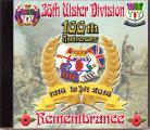 100th ANNIVERSARY 36th ULSTER DIVISION