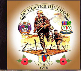 36th Ulster Division - 1st July 1916