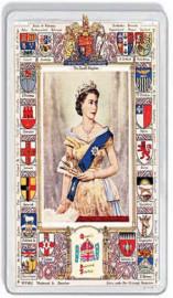 Loyalist Fridge Magnet -  H.M. Queen's Diamond Jubilee - 1952-2012