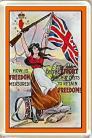 Loyalist Fridge Magnet -  HOW IS FREEDOM MEASURED