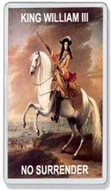 Loyalist Fridge Magnet - KING WILLIAM III