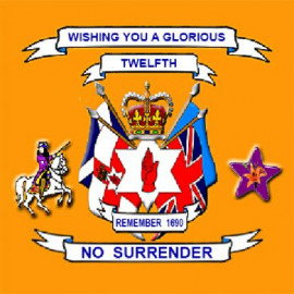 TWELFTH JULY GREETINGS CARDS