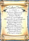 THE GALLANT THIRTEEN