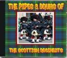 The Pipes & Drums Of The Scottish Regiments