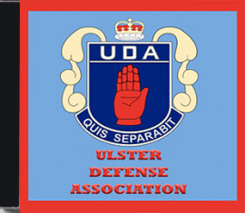 UDA  Quis Separabit  Ulster Defence Association