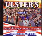 ULSTER'S GREATEST MUSIC COLLECTION Double CD