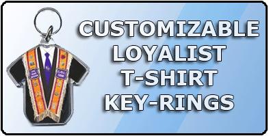 Customizable Key-rings