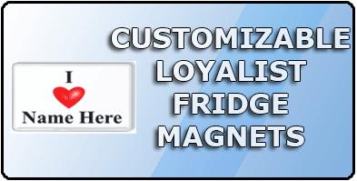 Customizable Fridge Magnets