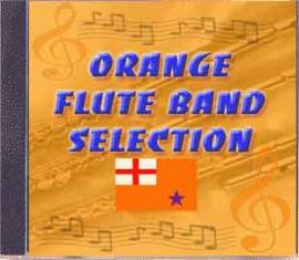Orange Flute Band Selection