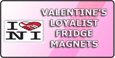 Valentine's Fridge Magnets