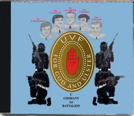 For God And Ulster C Company 1st Battalion UVF