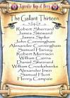 THE GALLANT THIRTEEN