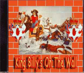 King Billy's On The Wall